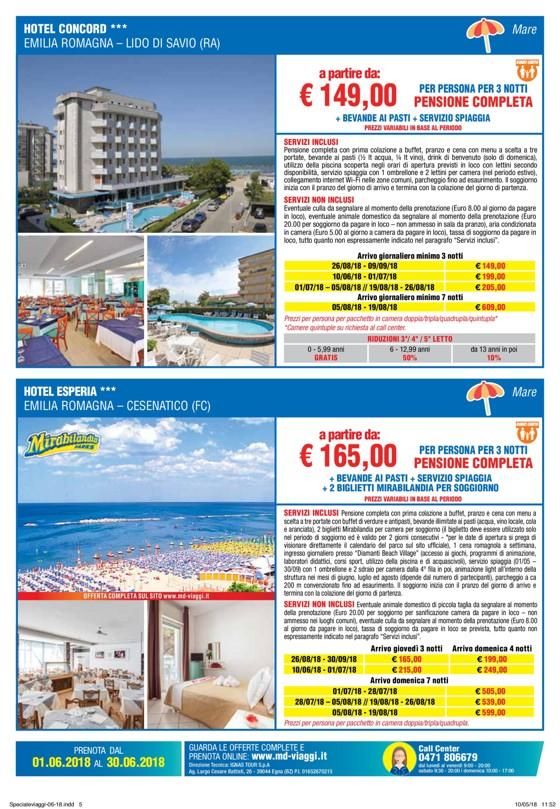 MD Viaggi a Caserta, offerte e promozioni