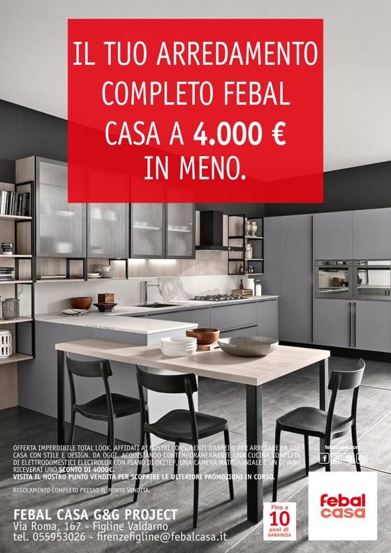 Febal Casa a Firenze, offerte e promozioni