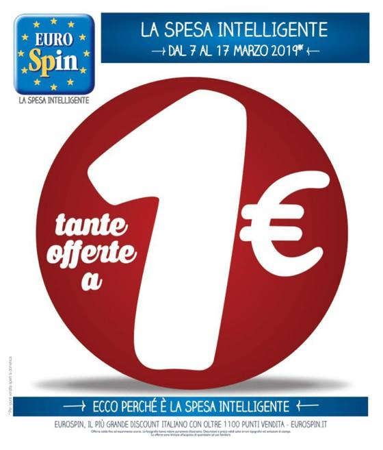 volantino eurospin pdf